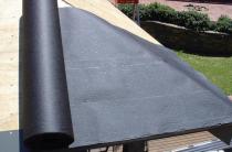 Как покрыть крышу рубероидом?