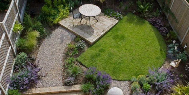Обустройство маленького сада. Основные правила