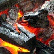 Производство древесного угля в домашних условиях.